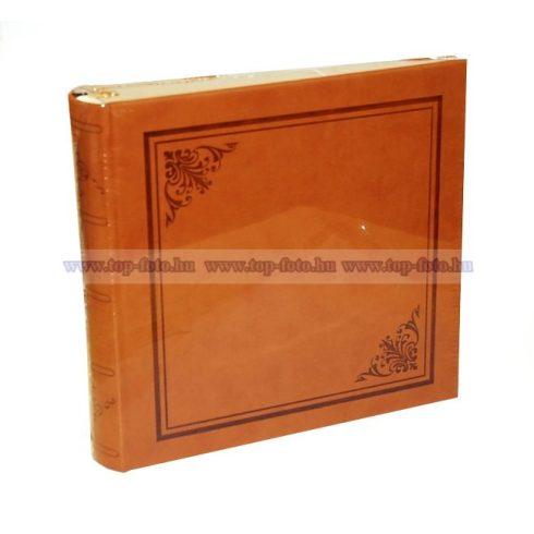 Bőrhatású bedugós fotóalbum 10x15 cm/200 db