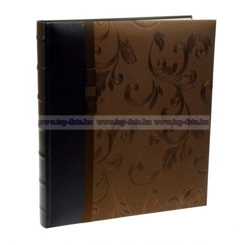 Öntapadós bőrhatású fotóalbum 29x32 cm 40 oldal