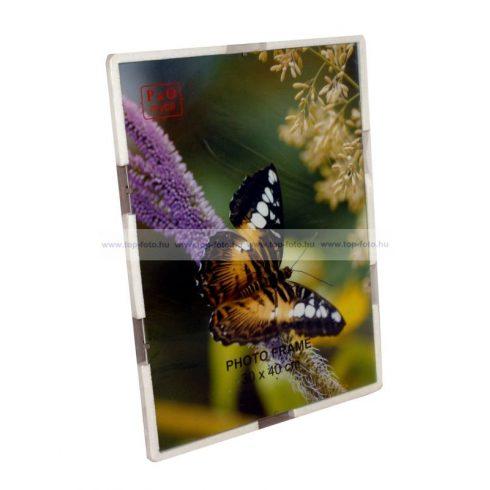 Clip fix üveg képkeret 40x60 cm