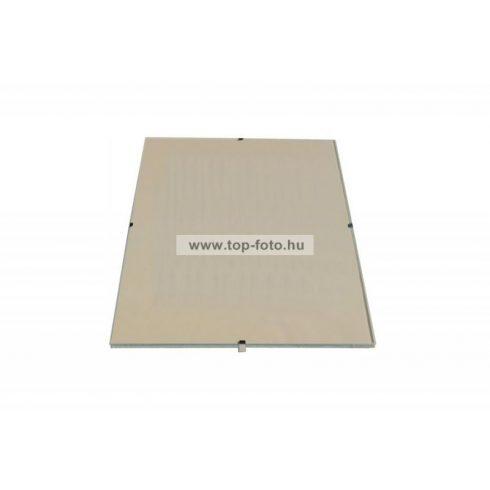 Clip anti reflex üveg képkeret 40x50 cm