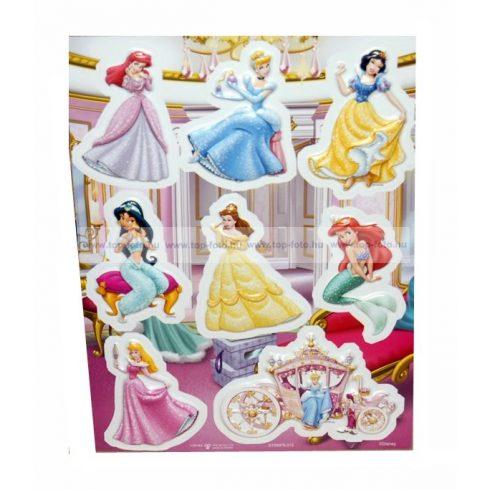 Disney Princess Hercegnő 3D matrica