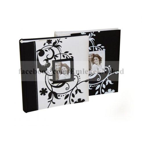 Bedugós melléírhatós fotóalbum 10x15 cm/200 db