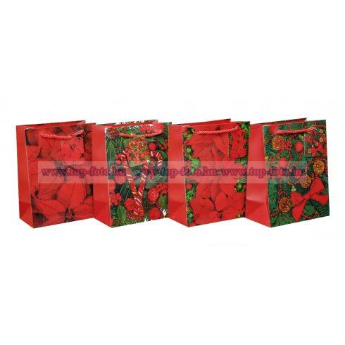 Karácsonyi ajándéktasak méret: nagy 12 db/csomag