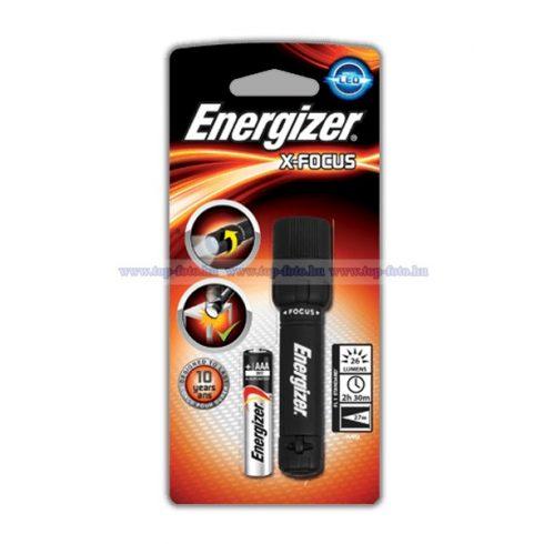 ENERGIZER® X-FOCUS LED 1AAA LED elemlámpa