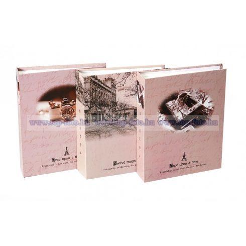 Bedugós fotóalbum 9x13 cm/200 db