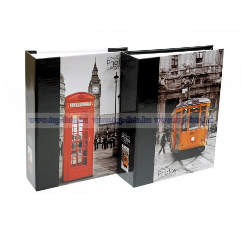 Bedugós fotóalbum 10x15 cm/304 db