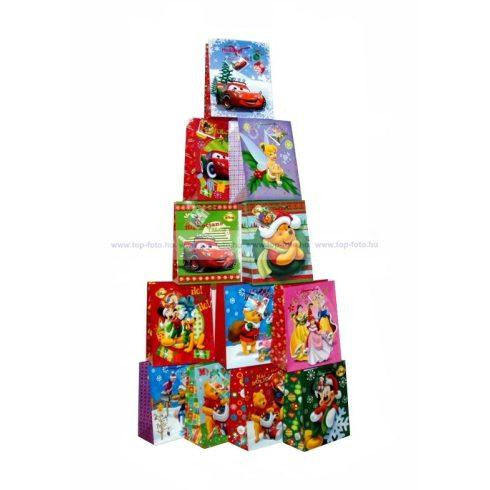 Karácsonyi Disney ajándéktasak méret: közepes