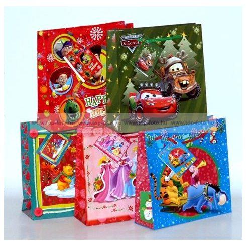 Karácsonyi Disney ajándéktasak méret: CD