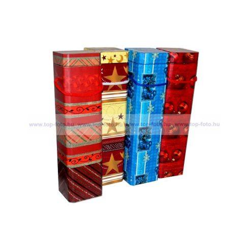 Karácsonyi ajándék italdoboz