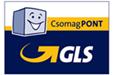 GLS CsomagPontok utánvéttel